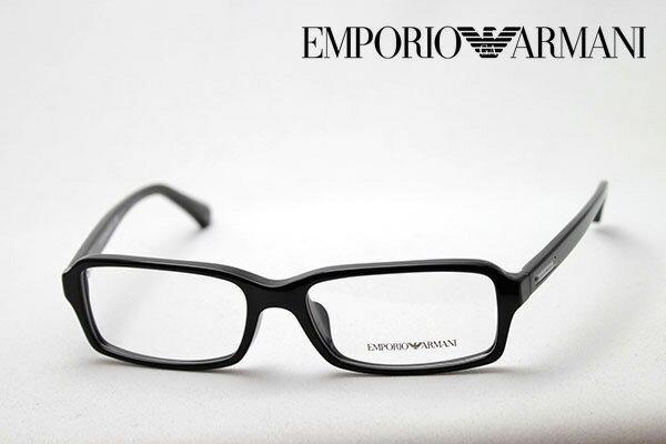 【EMPORIO ARMANI】 エンポリオアルマーニ メガネ EA3010F 5017 メガネ 伊達メガネ 度付き ブルーライト ブルーライトカット 眼鏡 黒縁 エンポリオ アルマーニ