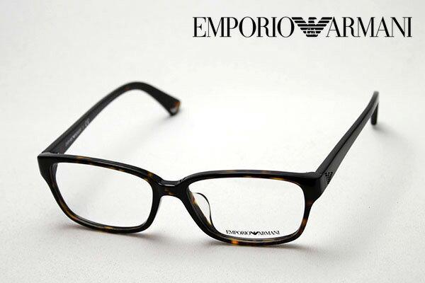 【 EMPORIO ARMANI】 エンポリオアルマーニ メガネ EA3012D 5026 メガネ 伊達メガネ 度付き ブルーライト ブルーライトカット 眼鏡 DEAL エンポリオ アルマーニ ウェリントン