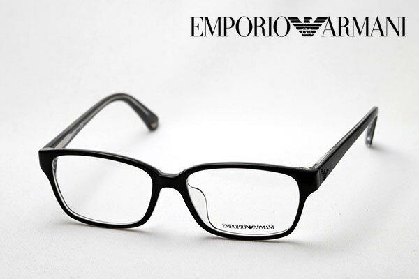 【 EMPORIO ARMANI】 エンポリオアルマーニ メガネ EA3012D 5055 メガネ 伊達メガネ 度付き ブルーライト ブルーライトカット 眼鏡 DEAL エンポリオ アルマーニ ウェリントン