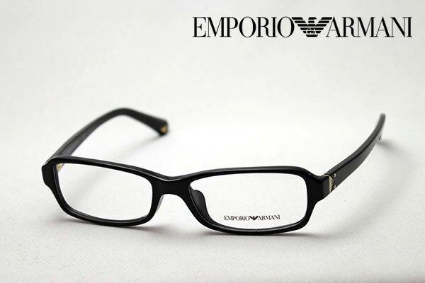 年中無休 18時注文までは全国翌日お届け 【EMPORIO ARMANI】 エンポリオアルマーニ メガネ EA3016F 5017 メガネ 伊達メガネ 度付き ブルーライト ブルーライトカット 眼鏡 黒縁 エンポリオ アルマーニ