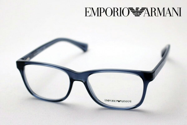 【EMPORIO ARMANI】 エンポリオアルマーニ メガネ EA3064 5373 メガネ 伊達メガネ 度付き ブルーライト ブルーライトカット 眼鏡 DEAL エンポリオ アルマーニ ウェリントン
