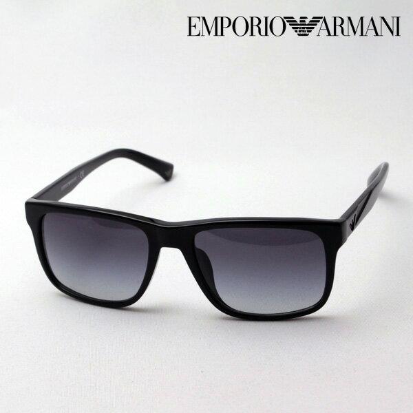 【EMPORIO ARMANI】 エンポリオアルマーニ サングラス EA4071F 50178G エンポリオ アルマーニ ウェリントン
