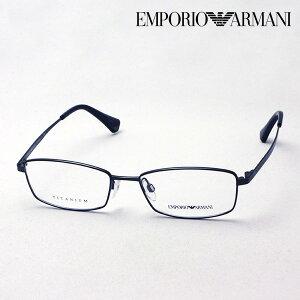 【エンポリオアルマーニ メガネ 正規販売店】 EMPORIO ARMANI EA1045TD 3126 メガネ 伊達メガネ 度付き ブルーライト カット 眼鏡 メタル エンポリオ アルマーニ スクエア