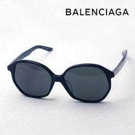 【バレンシアガ サングラス 正規販売店】 BALENCIAGA バレンシアガ デムナ・ヴァザリアデザイン BB0005SK 001 Made In Italy バタフライ