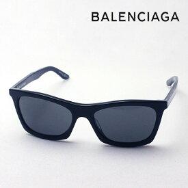 NewModel 【バレンシアガ サングラス 正規販売店】 BALENCIAGA バレンシアガ デムナ・ヴァザリアデザイン BB0006S 001 Made In Italy スクエア