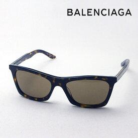 【バレンシアガ サングラス 正規販売店】 BALENCIAGA バレンシアガ デムナ・ヴァザリアデザイン BB0006S 002 Made In Italy スクエア
