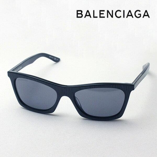 NewModel 【バレンシアガ サングラス 正規販売店】 BALENCIAGA バレンシアガ デムナ・ヴァザリアデザイン BB0006S 003 Made In Italy スクエア