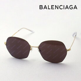 【バレンシアガ サングラス 正規販売店】 BALENCIAGA バレンシアガ デムナ・ヴァザリアデザイン BB0014S 005 Made In Italy バタフライ