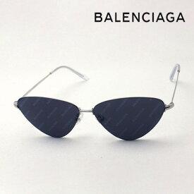 NewModel 【バレンシアガ サングラス 正規販売店】 BALENCIAGA バレンシアガ デムナ・ヴァザリアデザイン BB0015S 004 Made In Italy フォックス ロゴマニア