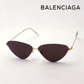NewModel 【バレンシアガ サングラス 正規販売店】 BALENCIAGA バレンシアガ デムナ・ヴァザリアデザイン BB0015S 005 Made In Italy フォックス ロゴマニア