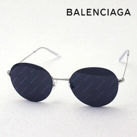 NewModel 【バレンシアガ サングラス 正規販売店】 BALENCIAGA バレンシアガ デムナ・ヴァザリアデザイン BB0016SK 004 Made In Italy ラウンド ロゴマニア