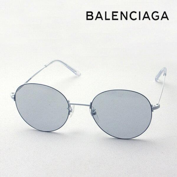 NewModel 【バレンシアガ サングラス 正規販売店】 BALENCIAGA バレンシアガ デムナ・ヴァザリアデザイン BB0016SK 006 Made In Italy ラウンド ロゴマニア
