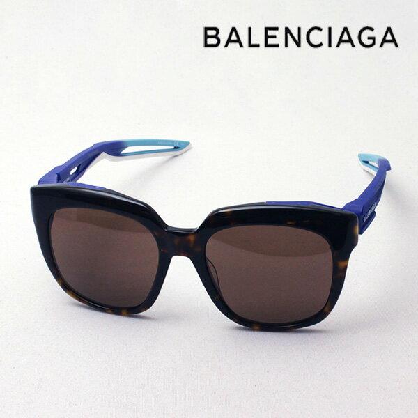 NewModel 【バレンシアガ サングラス 正規販売店】 BALENCIAGA バレンシアガ デムナ・ヴァザリアデザイン BB0025S 002 Made In Japan スクエア