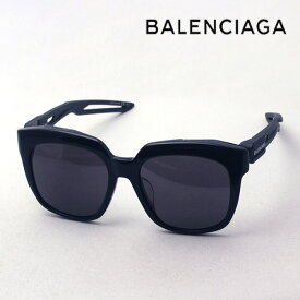 NewModel 【バレンシアガ サングラス 正規販売店】 BALENCIAGA バレンシアガ デムナ・ヴァザリアデザイン TRIPLE S BB0025SA 001 Made In Japan スクエア