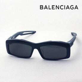 NewModel 【バレンシアガ サングラス 正規販売店】 BALENCIAGA バレンシアガ デムナ・ヴァザリアデザイン TRIPLE S BB0026SA 002 Made In Japan スクエア
