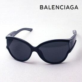 NewModel 【バレンシアガ サングラス 正規販売店】 BALENCIAGA バレンシアガ デムナ・ヴァザリアデザイン BB0038SA 001 Made In Japan スクエア