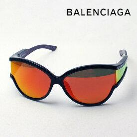 NewModel 【バレンシアガ サングラス 正規販売店】 BALENCIAGA バレンシアガ デムナ・ヴァザリアデザイン BB0038SA 004 Made In Japan スクエア