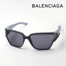 NewModel 【バレンシアガ サングラス 正規販売店】 BALENCIAGA バレンシアガ デムナ・ヴァザリアデザイン BB0039S 002 Made In Japan スクエア
