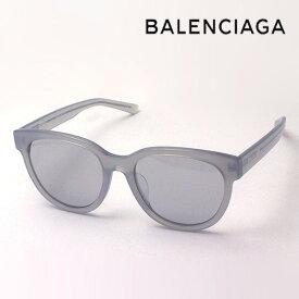 NewModel 【バレンシアガ サングラス 正規販売店】 BALENCIAGA バレンシアガ デムナ・ヴァザリアデザイン BB0077SK 004 Made In Italy ボストン グレー系