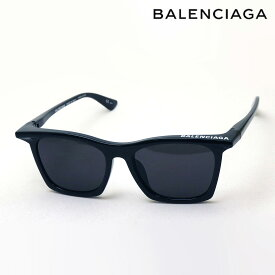 NewModel 【バレンシアガ サングラス 正規販売店】 BALENCIAGA バレンシアガ デムナ・ヴァザリアデザイン BB0099SA 001 Made In Italy ウェリントン ブラック系