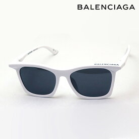 NewModel 【バレンシアガ サングラス 正規販売店】 BALENCIAGA バレンシアガ デムナ・ヴァザリアデザイン BB0099SA 005 Made In Italy ウェリントン ホワイト系
