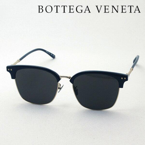 【ボッテガ ヴェネタ サングラス 正規販売店】BOTTEGA VENETA BV0155SK 001ボッテガヴェネタ NewModel Made In Italy ブロー