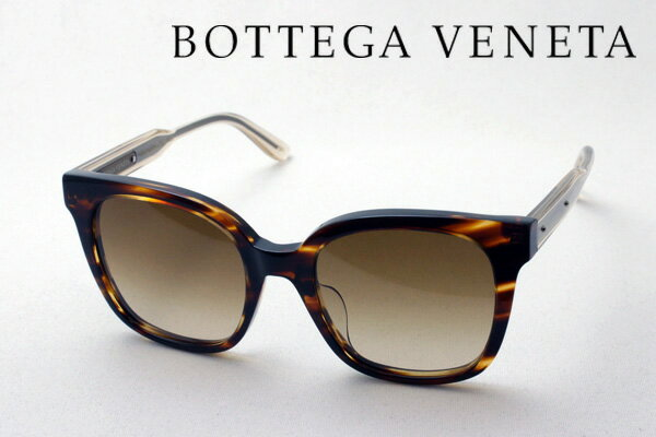 【BOTTEGA VENETA】ボッテガ ヴェネタ サングラス BV0003SA 004 ボッテガヴェネタ スクエア