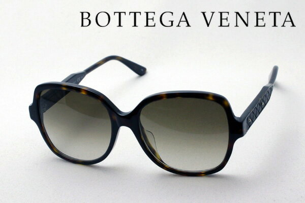 【BOTTEGA VENETA】ボッテガ ヴェネタ サングラス BV0015SA 002 ボッテガヴェネタ シェイプ