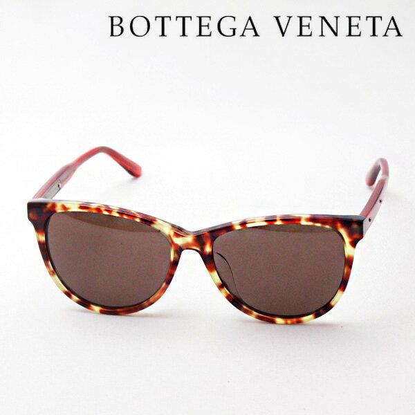 NewModel 【ボッテガ ヴェネタ サングラス 正規販売店】BOTTEGA VENETA BV0021SA 004 ボッテガヴェネタ フォックス