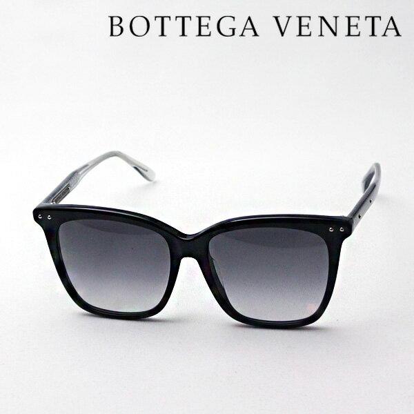 明日の朝9時59分終了 ほぼ全品20〜25%ポイントバック 【BOTTEGA VENETA】ボッテガ ヴェネタ サングラス BV0097SA 004 ボッテガヴェネタ スクエア