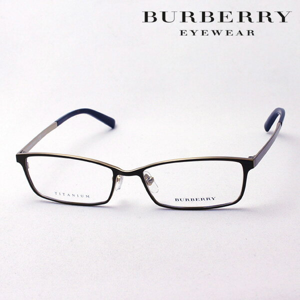 大ヒットモデル 4月22日(月)23時59分終了 ほぼ全品ポイント20倍+3倍のWチャンス 【バーバリー メガネ 正規販売店】 BURBERRY BE1276TD 1281 伊達メガネ 度付き ブルーライト カット 眼鏡 スクエア