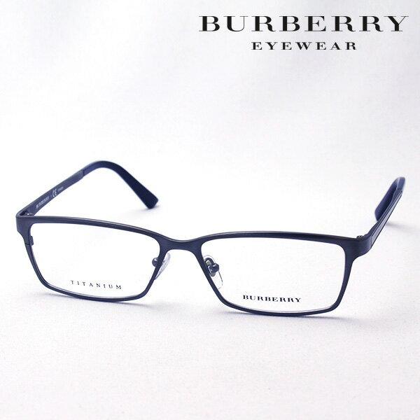 NewModel 4月22日(月)23時59分終了 ほぼ全品ポイント20倍+3倍のWチャンス 【バーバリー メガネ 正規販売店】 BURBERRY BE1292TD 1008 伊達メガネ 度付き ブルーライト カット 眼鏡 スクエア