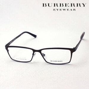 大ヒットモデル 【バーバリー メガネ 正規販売店】 BURBERRY BE1292TD 1212 伊達メガネ 度付き ブルーライト カット 眼鏡 スクエア
