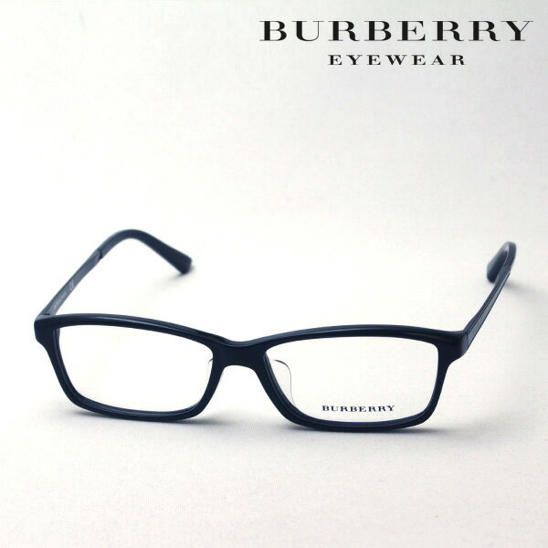 大ヒットモデル 2月22日(金)23時59分終了 ほぼ全品ポイント15倍+2倍 【バーバリー メガネ 正規販売店】 BURBERRY BE2217D 3001 伊達メガネ 度付き ブルーライト カット 眼鏡 黒縁 スクエア