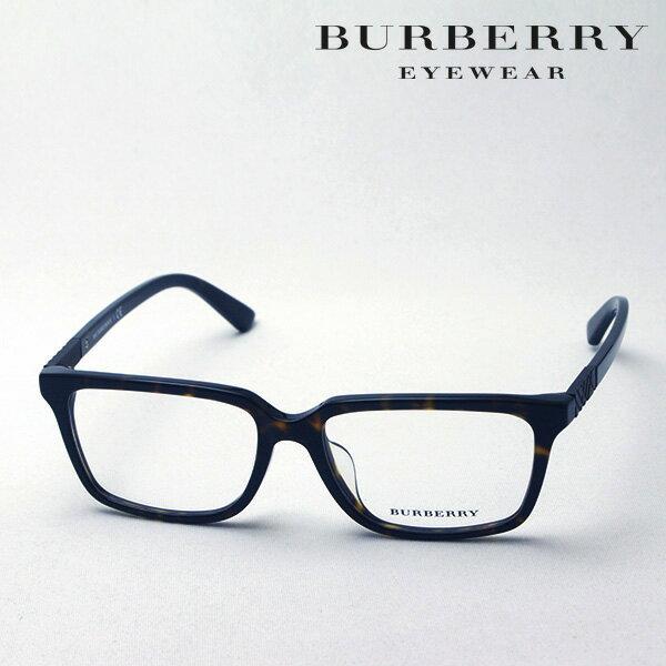 2月22日(金)23時59分終了 ほぼ全品ポイント15倍+2倍 【バーバリー メガネ 正規販売店】 BURBERRY BE2219D 3002 伊達メガネ 度付き ブルーライト カット 眼鏡 スクエア