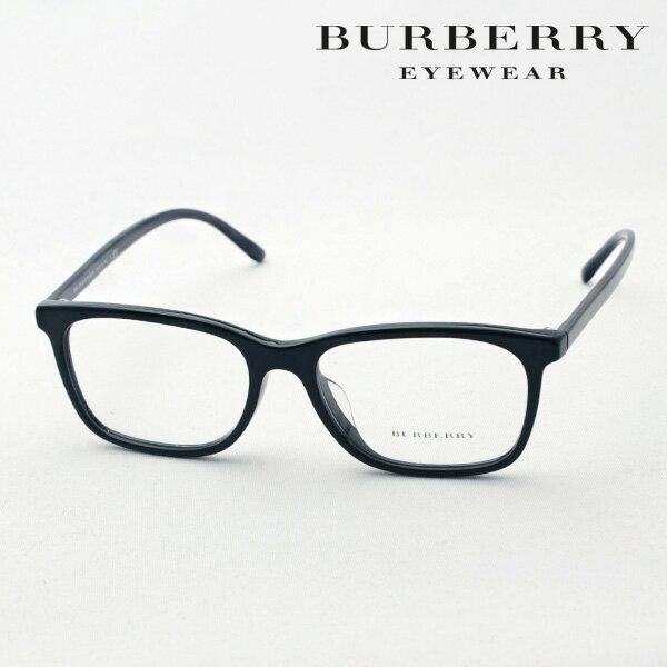 大ヒットモデル 土曜23時59分終了 ほぼ全品15〜20%+5倍 【バーバリー メガネ 正規販売店】 BURBERRY BE2270D 3001 伊達メガネ 度付き ブルーライト ブルーライトカット 眼鏡 Made In Italy スクエア