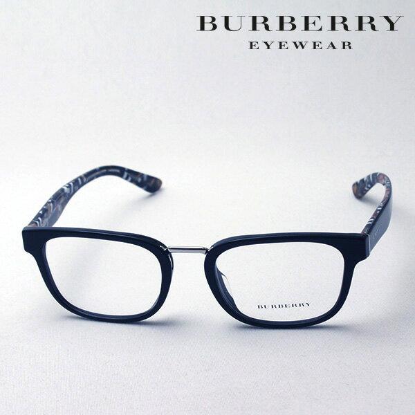 2月22日(金)23時59分終了 ほぼ全品ポイント15倍+2倍 【バーバリー メガネ 正規販売店】 BURBERRY BE2279F 3735 伊達メガネ 度付き ブルーライト カット 眼鏡 NewModel Made In Italy スクエア