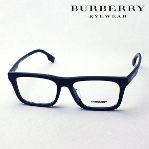 【バーバリー メガネ 正規販売店】 BURBERRY BE2298F 3001 伊達メガネ 度付き ブルーライト カット 眼鏡 Made In Italy 黒縁 スクエア