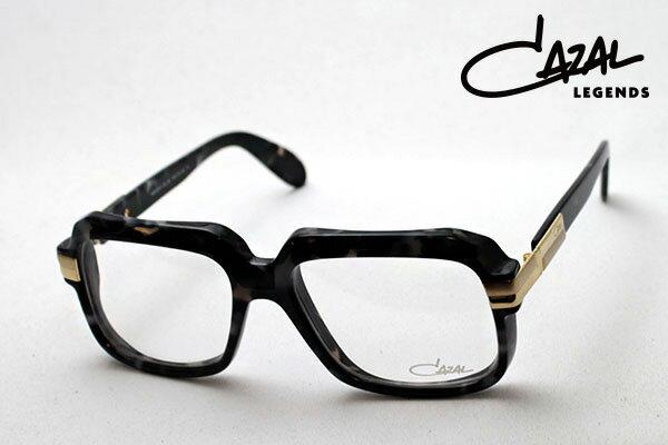 3月28日(木)23時59分終了 ほぼ全品ポイント15倍 【カザール メガネ 正規販売店】 CAZAL LEGENDS ビースティン CZ607 090 CAZAL×BEASTIN 眼鏡 スクエア