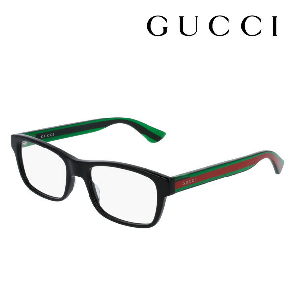 【GUCCI】 グッチ メガネ 正規販売店 2017年モデル アレッサンドロ・ミケーレデザイン GG0006OA 002 伊達メガネ 度付き 眼鏡 DEAL POP WEB WEB FRAME Made In Italy DEAL スクエア