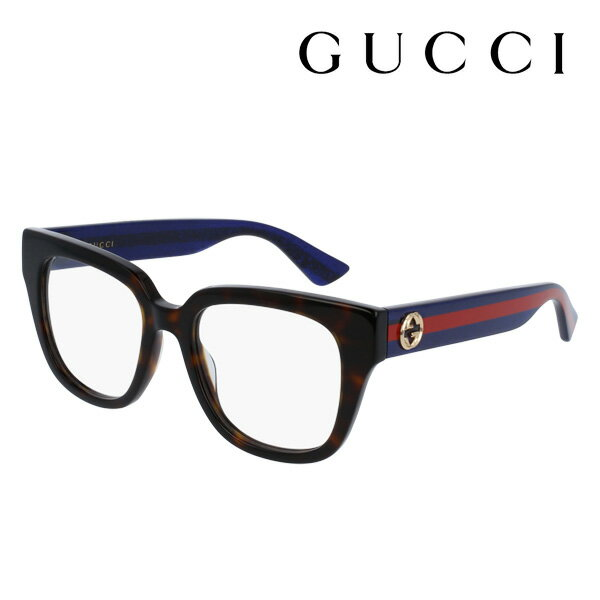 【GUCCI】 グッチ メガネ 正規販売店 2017年モデル アレッサンドロ・ミケーレデザイン GG0037O 003 伊達メガネ 度付き 眼鏡 DEAL POP WEB WEB FRAME Made In Italy DEAL ウェリントン