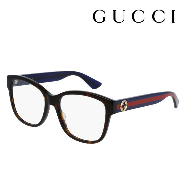 【GUCCI】 グッチ メガネ 正規販売店 2017年モデル アレッサンドロ・ミケーレデザイン GG0038O 003 伊達メガネ 度付き 眼鏡 DEAL POP WEB WEB FRAME Made In Italy DEAL ウェリントン