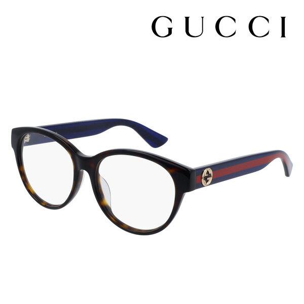 【GUCCI】 グッチ メガネ 正規販売店 2017年モデル アレッサンドロ・ミケーレデザイン GG0039OA 003 伊達メガネ 度付き 眼鏡 DEAL POP WEB WEB FRAME Made In Italy DEAL ラウンド