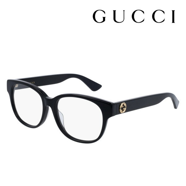 【GUCCI】 グッチ メガネ 正規販売店 2017年モデル アレッサンドロ・ミケーレデザイン GG0040OA 001 伊達メガネ 度付き 眼鏡 DEAL POP WEB Made In Italy DEAL ウェリントン