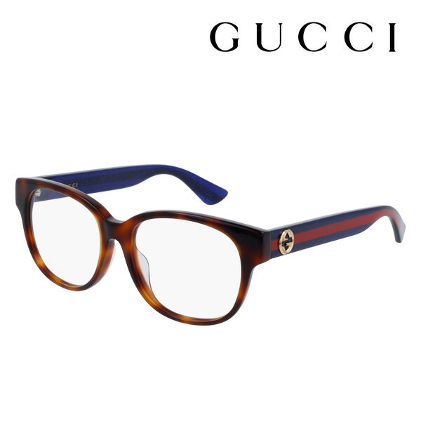 【GUCCI】 グッチ メガネ 正規販売店 2017年モデル アレッサンドロ・ミケーレデザイン GG0040OA 003 伊達メガネ 度付き 眼鏡 DEAL POP WEB WEB FRAME Made In Italy DEAL ウェリントン