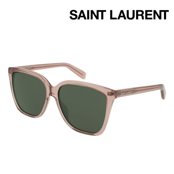 【SAINT LAURENT】 サンローラン サングラス SL175 004 サン ローラン スクエア