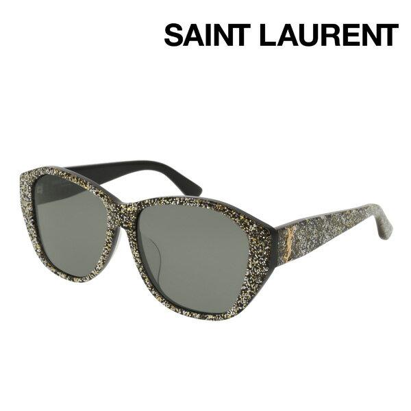 【SAINT LAURENT】 サンローラン サングラス SL M8/F 005 サン ローラン シェイプ