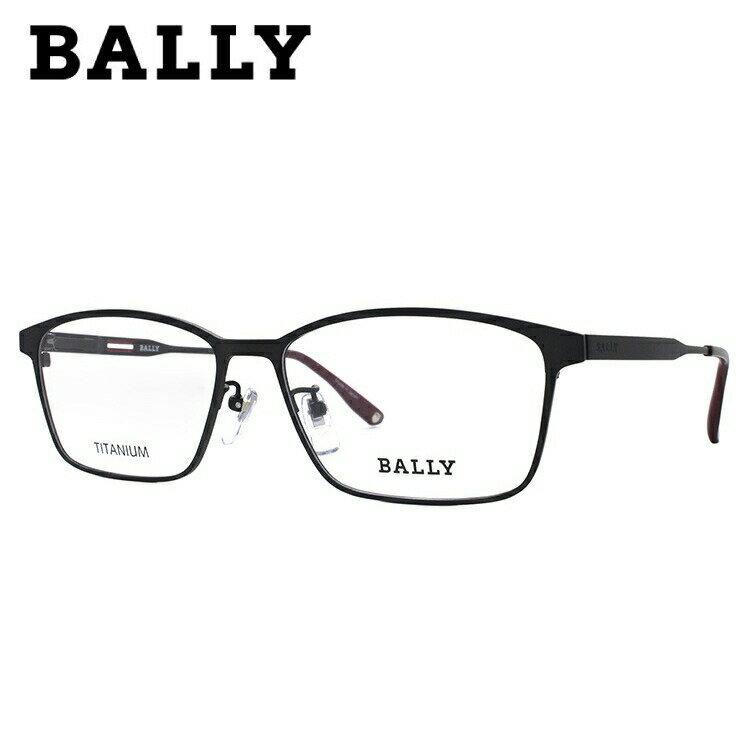 バリー メガネ フレーム 0円レンズ対象 2018年新作 BY3033J 3 57サイズ メンズ レディース ユニセックス スクエア 度付きメガネ 伊達メガネ 国内正規品 新品【BALLY】