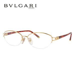 ブルガリ メガネ フレーム 眼鏡 BV241TK 407 54サイズ 度付きメガネ 伊達メガネ ブルーライト 遠近両用 老眼鏡 ゴールド/ハバナ レディース 【BVLGARI】 【正規品】