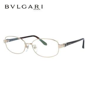 ブルガリ メガネ フレーム 眼鏡 BV2052TK 407 53サイズ 度付きメガネ 伊達メガネ ブルーライト 遠近両用 老眼鏡 ゴールド/ハバナ 【BVLGARI】 【正規品】